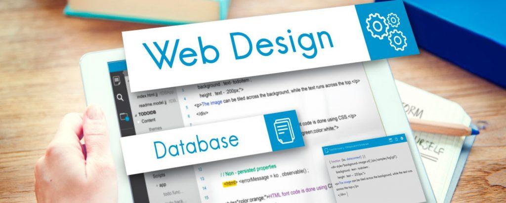 web design website coding